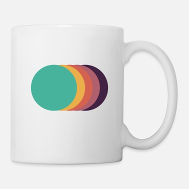 Circle Circles - Coffee/Tea Mug