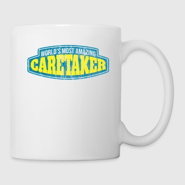 Amazing Caretaker Worker Gift - Coffee/Tea Mug