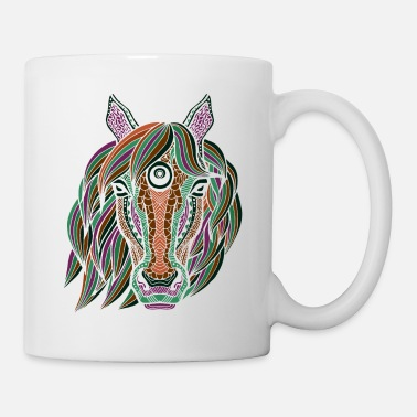 Horse Mug - I Love My Horse Coffee Mug - Coffee/Tea Mug
