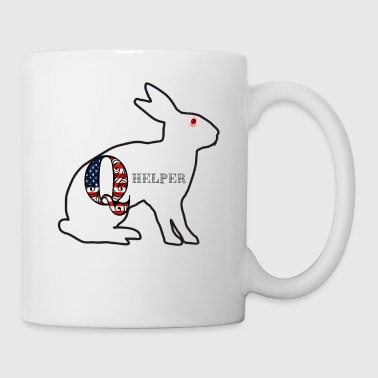 Q Helper - Coffee/Tea Mug