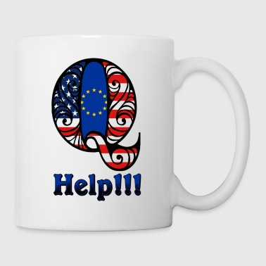 Q Help - Coffee/Tea Mug