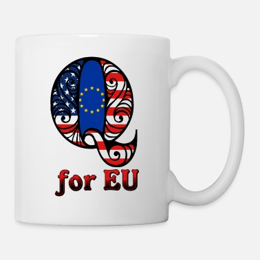 Eu Q for EU - Coffee/Tea Mug