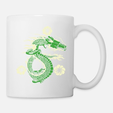 Asian Asian Dragon - Coffee/Tea Mug
