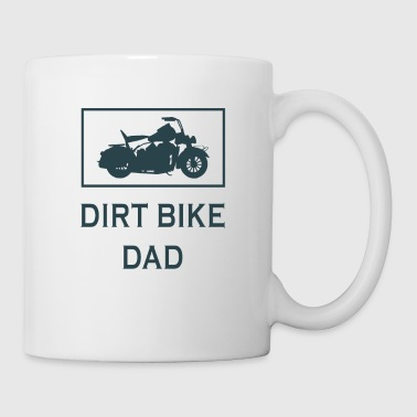 Trek dirt bike dad - Coffee/Tea Mug