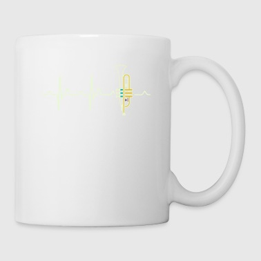 Knuckle Trumphet Heartbeat - Coffee/Tea Mug