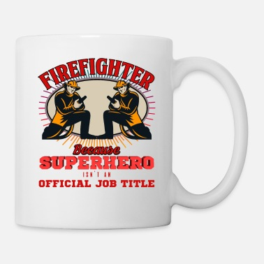 Heat Fire Department Firefighter Fireman Flame Gift - Coffee/Tea Mug