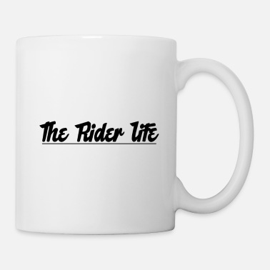 California The Rider Life - Coffee/Tea Mug