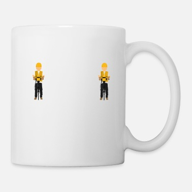 Sergeant Funny Drill Tshirt Designs YOUR WALLETS - Coffee/Tea Mug