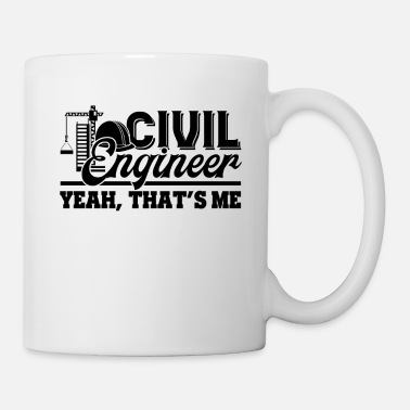 Civil Engineering Civil Engineer - Coffee/Tea Mug