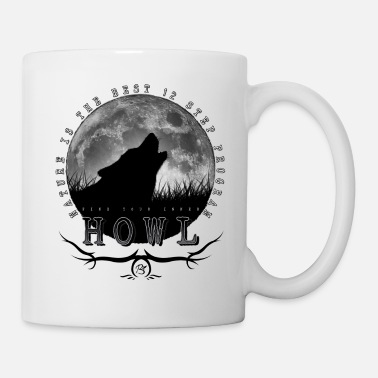 Wolf Inner Howl - Coffee/Tea Mug