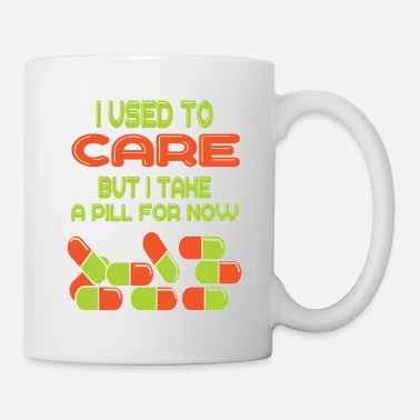 Take Awesome & Trendy Tshirt Designs TAKE A PILL - Coffee/Tea Mug