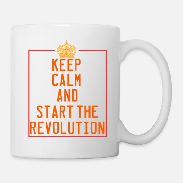 Revolutionary This is the awesome revolutionary Tshirt Those - Coffee/Tea Mug