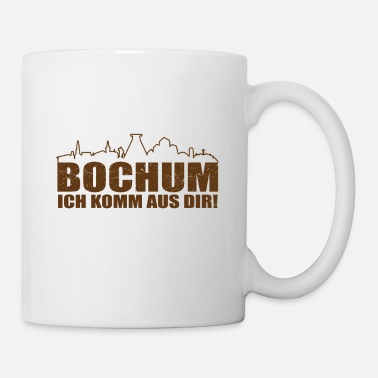 City Bochum my city Germany - Coffee/Tea Mug