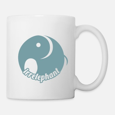 Grey Elephant - Coffee/Tea Mug