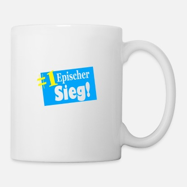 Germany # 1 Epischier victorious! - Coffee/Tea Mug