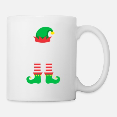 Group Im The Tattoed Elf Matching Family Group Christmas - Coffee/Tea Mug