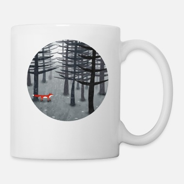 Art The Fox and the Forest - Coffee/Tea Mug