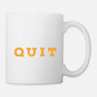 When Others Quit I Keep Going - Mug