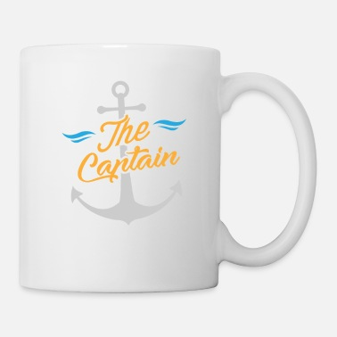 Anchor Sailor - The Captain & Anchor - Coffee/Tea Mug