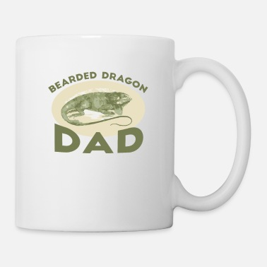 Production Year Bearded Dragon Dad - Coffee/Tea Mug