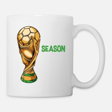 Sporty Soccer Sports Cup Game Payer Champion - Coffee/Tea Mug