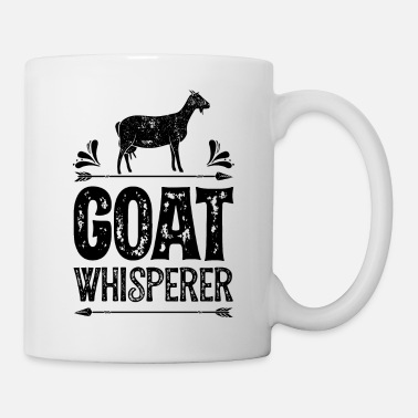 Goat Goat Whisperer T shirt Girls Goats Farmer Farming - Coffee/Tea Mug