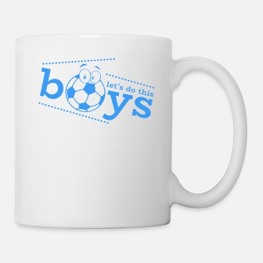 Referee Soccer Player Soccer Team Soccer Rugby Goal Gift - Coffee/Tea Mug