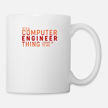 Helmet Computer Engineer - D3 Designs - Coffee/Tea Mug