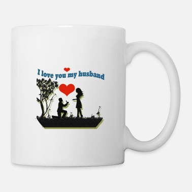 Marriage Love and marriage - Mug
