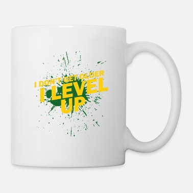Computer Science Cool I Level Up Shirt | Perfect Gift Idea - Coffee/Tea Mug