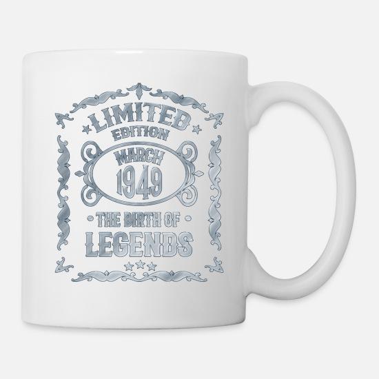 70th Birthday Mugs Drinkware
