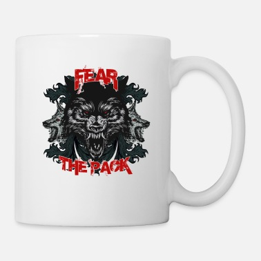 Wolf Pack wolf pack - Coffee/Tea Mug