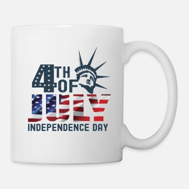 Th Of July 4 TH OF JULY INDEPENDENCE DAY - Mug