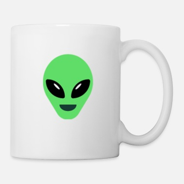 Amusing I Hate People Alien design Extraterrestrial Life - Mug