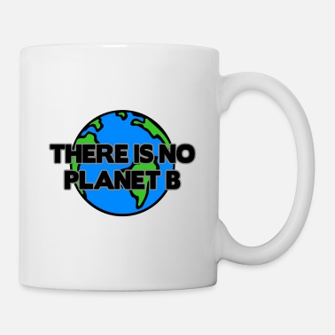 Global Save earth - Climate Change and Global Warming - Mug