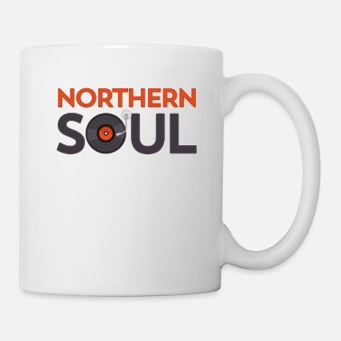 Bootboy Northern Soul graphic - Mod Clothing - Trojan - Mug