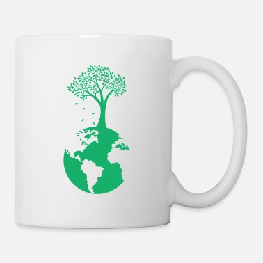Eco Tree Planet Earth Day product - Mug