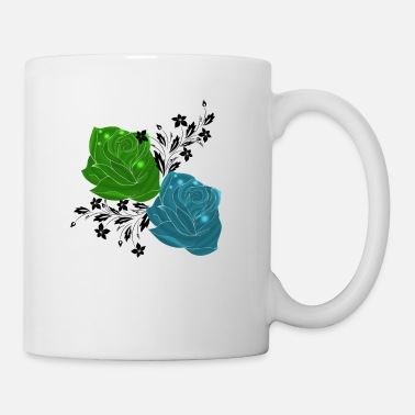 Flower Flowers,Flower,Nature,trendy,flowers,flowering, - Mug