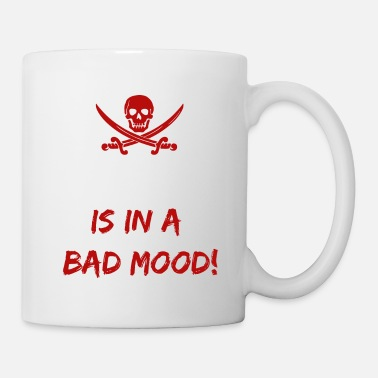 Jacob Who is in a bad mood Jacob - Mug