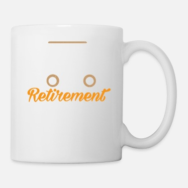 Vehicle RETIREMENT VEHICLE - Mug