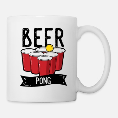 Drinking Contest Beer Pong Team Drinking Game Friends - Mug