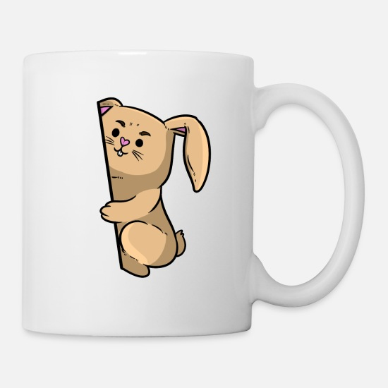 Koala Mugs & Drinkware - Animal Tshirt Rabbit Gift Funny Cool Decorative - Mug white