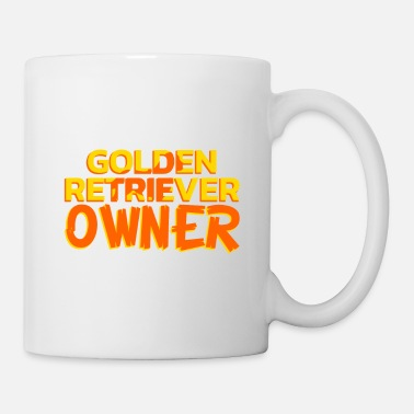 Easter Egg Goldenretriever Owner - Mug