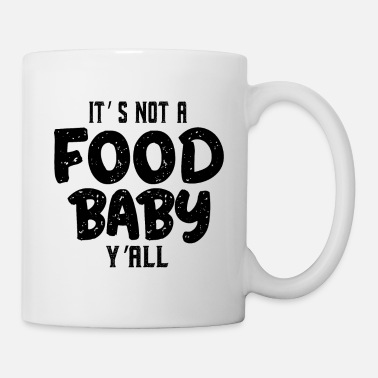 Notebook it s not a food babyy all 01 - Mug
