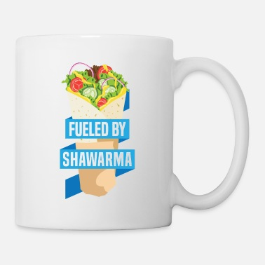 Sandwich Funny Middle Easten Arabic Shawarma Food Sandwich - Mug