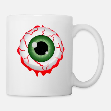 Eye Patch CREEPY EYE - Mug