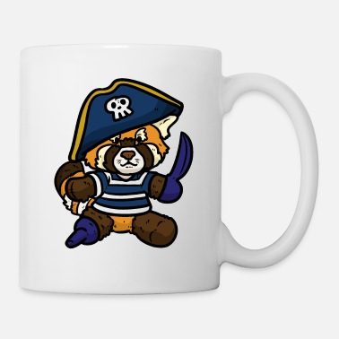 Pirate Flag pirate idea child buccaneer corsar gift - Mug