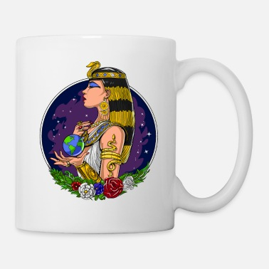 Ancient Egyptian Cleopatra Ancient Egyptian Queen - Mug