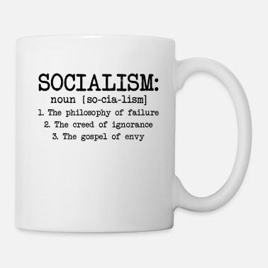 Politics Winston Churchill Politics Political Quote - Mug