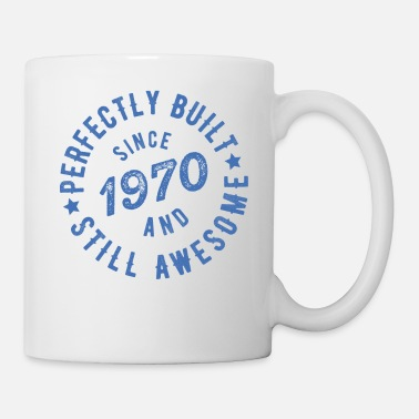 Year Of Birth Born in 1970 - Mug